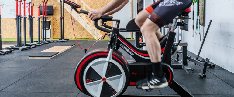 dynamische fiets positie analyse